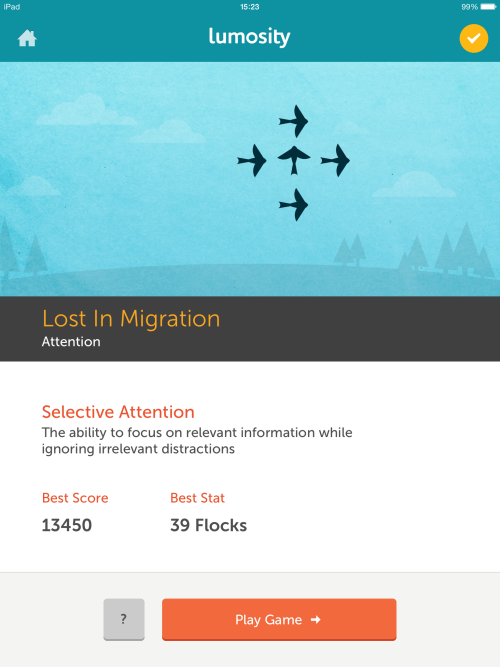 Lost In Migration