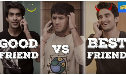 Best of YouTube – Good Friends vs Best Friends
