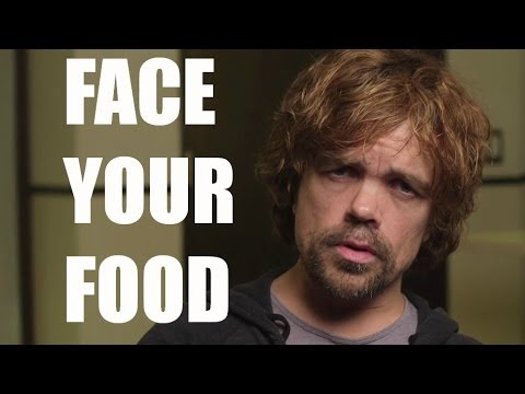 Best of YouTube – Peter Dinklage: Face Your Food