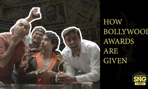 Best of YouTube – SnG: How Bollywood Awards Are Given
